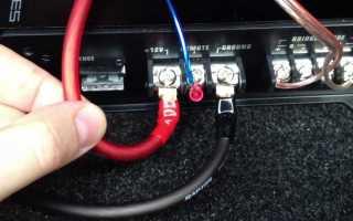 Как подключить усилитель к магнитофону