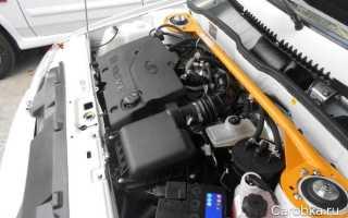 Ваз 211440 какой двигатель установлен