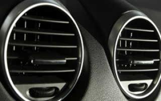 Установка кондиционера на автомобиль