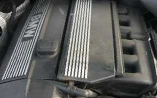 Что за двигатель m54