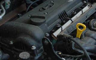 Громко работает двигатель на старексе