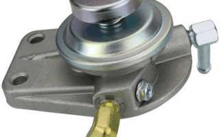 Что такое лягушка в дизельном двигателе