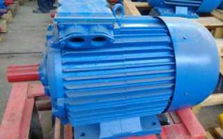 Характеристика двигателя аир 80в2