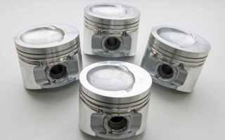 Что такое поршень цилиндра двигателя