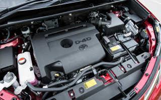 Что такое двигатель д4д