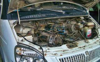 Двигатель 4216 троит пропуски зажигания