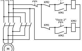 Что такое реверс на электро двигателе