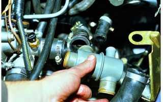 Греется двигатель а радиатор холодный дизель