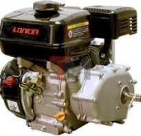 Двигатель loncin g160f характеристики