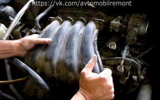 Nissan перебои работы двигателя