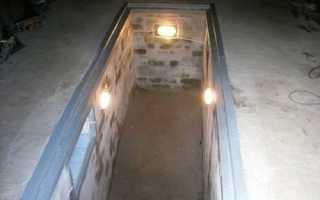 Вентиляция ямы в гараже своими руками