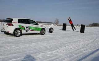 Тесты зимних шипованных шин 205 55 r16