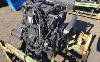 Давления двигателя ом 364