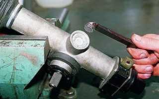 Регулировочная гайка рулевой рейки ваз 2110