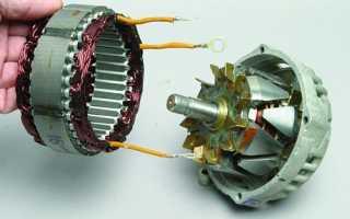 После замены щеток генератора нет зарядки