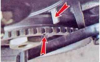Регулировка клапанов на инжекторной ваз 2107