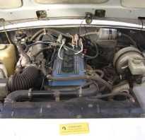 Двигатель 3м3 406 технические характеристики