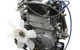Характеристики нового двигателя нивы