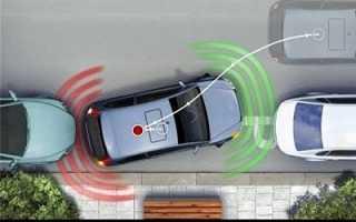 Что такое парктроник в автомобиле видео