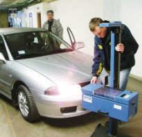 Техосмотр машины как часто делать