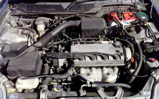Двигатель d15b плавают обороты