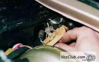 Резистор отопителя ваз 2110 старого образца
