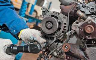Что такое демонтаж двигателя