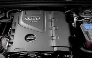 Cdh двигатель ауди характеристики