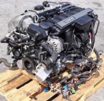 Двигатель bmw n52b30 характеристики